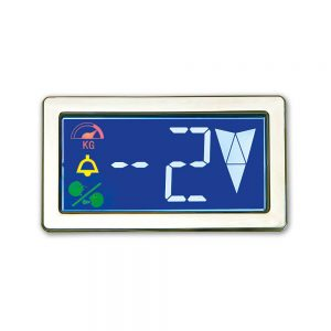 Display LCD Cabina